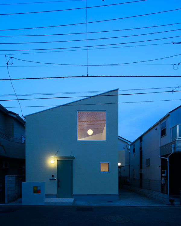 M house in Nerima_08
