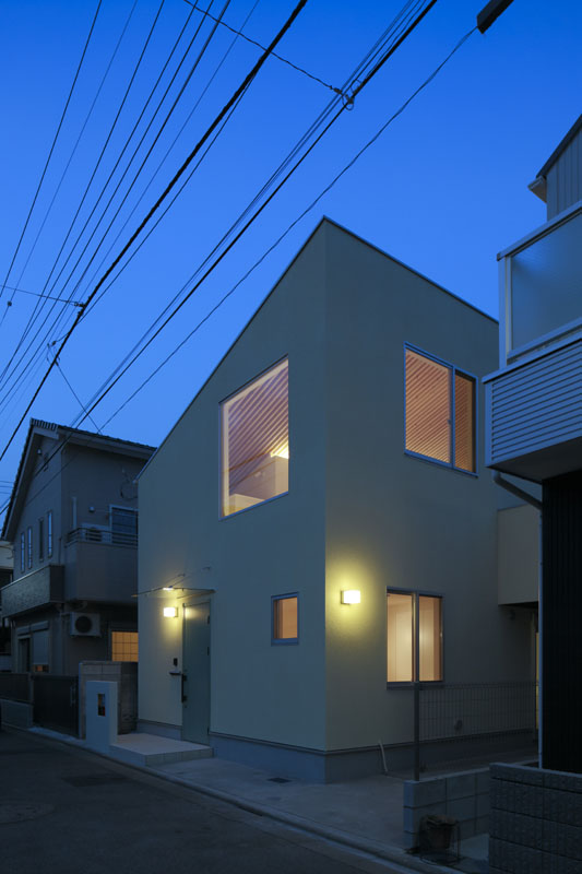 M house in Nerima_09