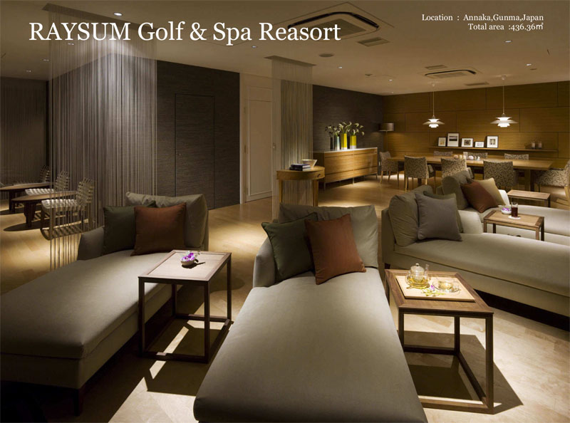RAYSUM Golf & Spa Resort *_01